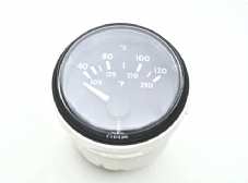 24 Volt Temperature Gauge and Oil Pressure Gauge